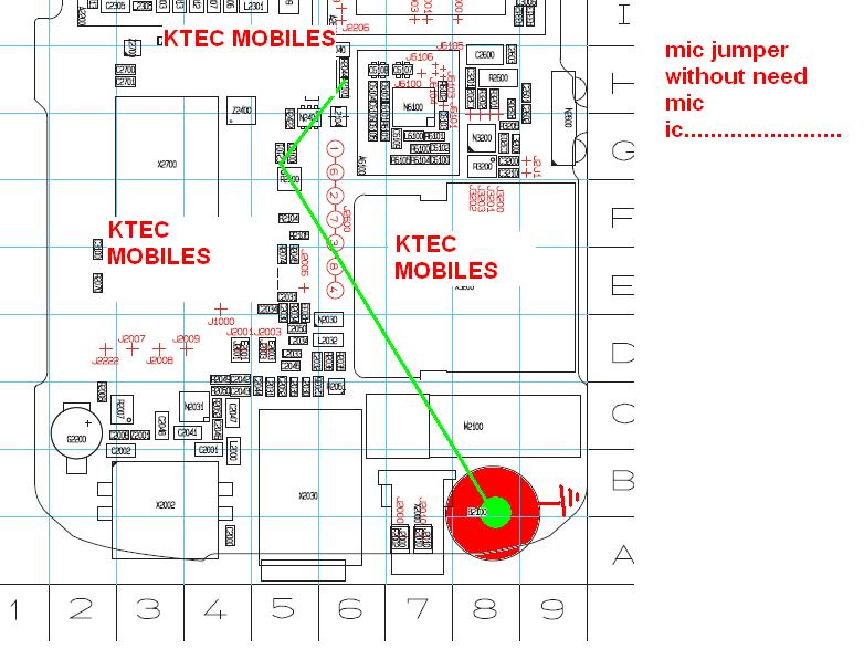 Nokia 3110 Mic Problem Solution without mic ic.