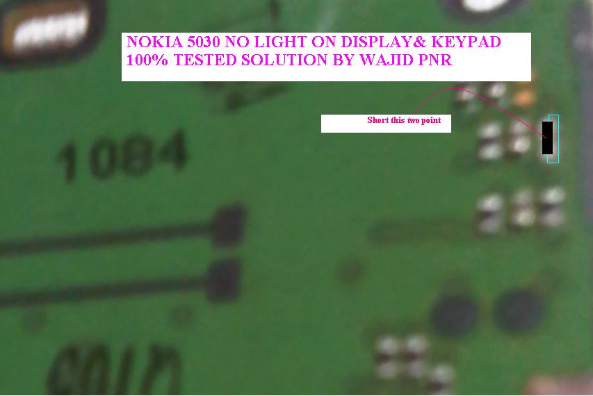 1616 light problem. make soled light problem