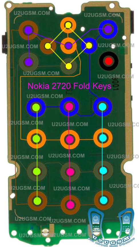 Here is the Nokia 2720 fold