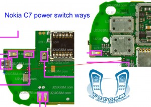 Nokia C7 on off button switch ways jumpers problem solution Nokia-c7-power-button-300x213