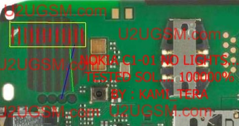 on lcd prints strip can be scratched vary carefully and slightly so