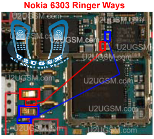 Solved: my nokia 6303i classic's camera is fixya.
