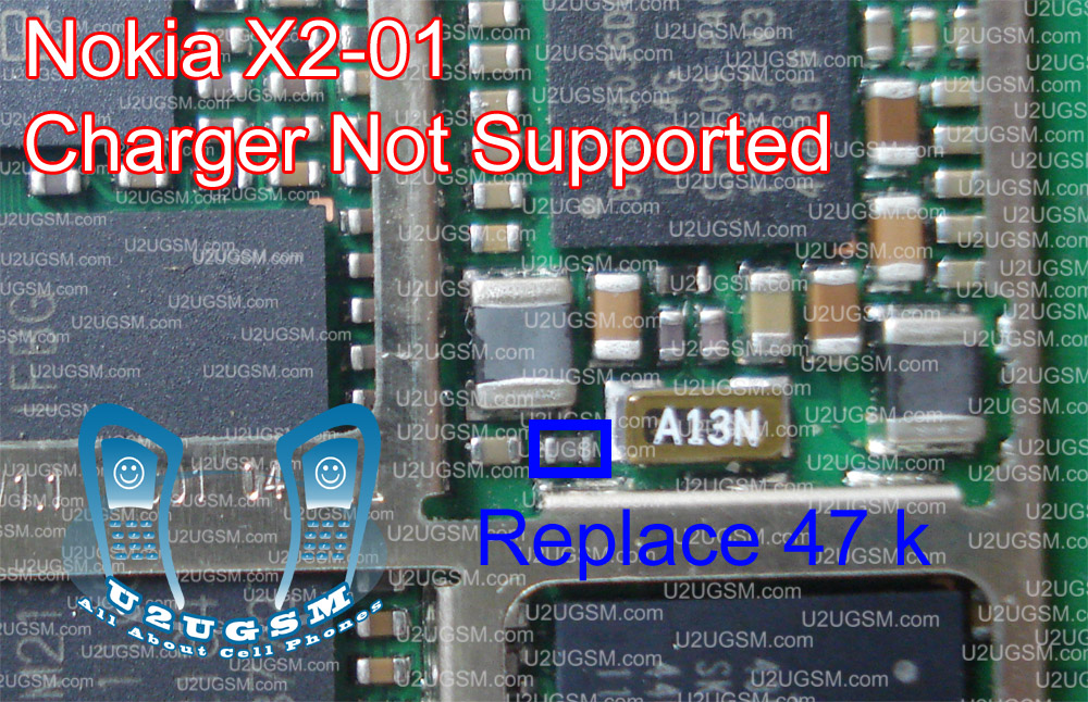 Nokia-X201-Charger-Not- ...