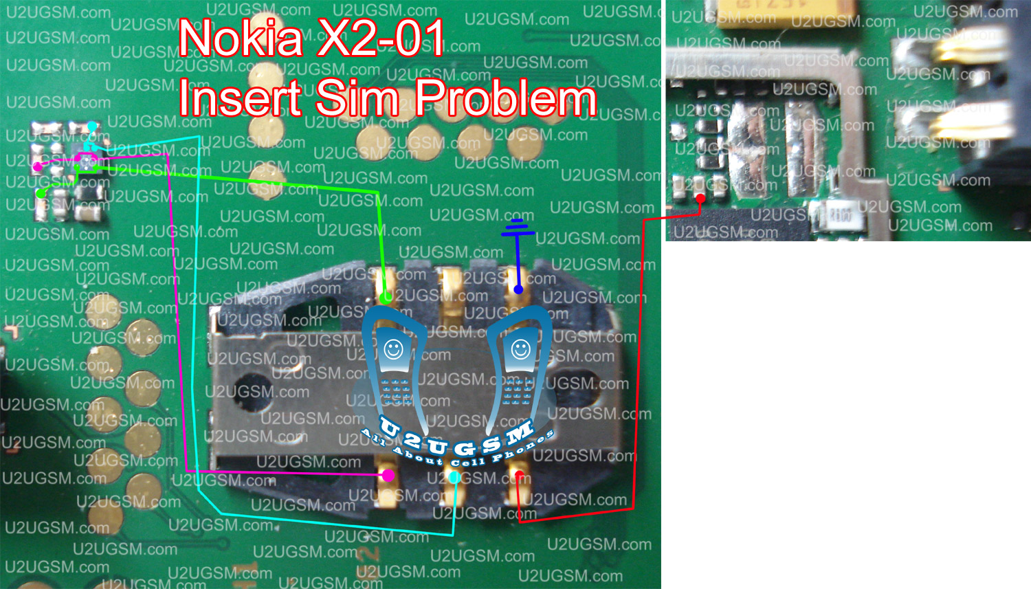 nokia x201 insert sim problem, Sim not working, Sim Missing All sim
