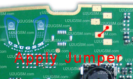 Nokia x201 hand free open problem jumpers solution
