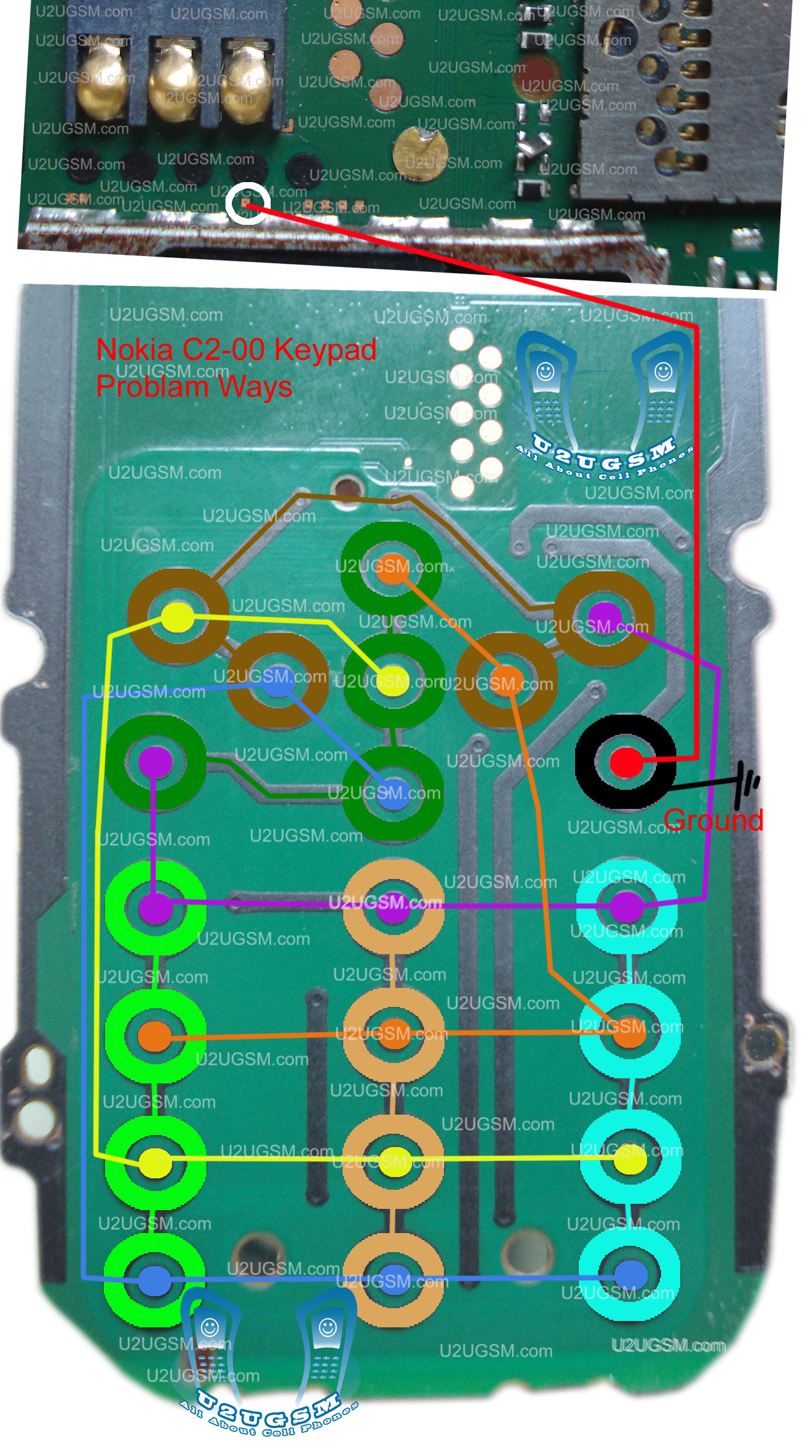 Phenomenal Circuit Diagram Nokia C1 01 Wiring Library Wiring Digital Resources Bemuashebarightsorg