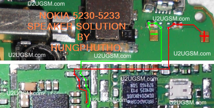 Nokia 5233 Ringer Not Working Problem Solution Tested