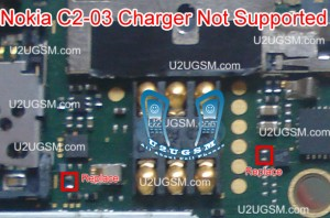 Noki C2-03 Charger Not Supported Problem Solution Ways