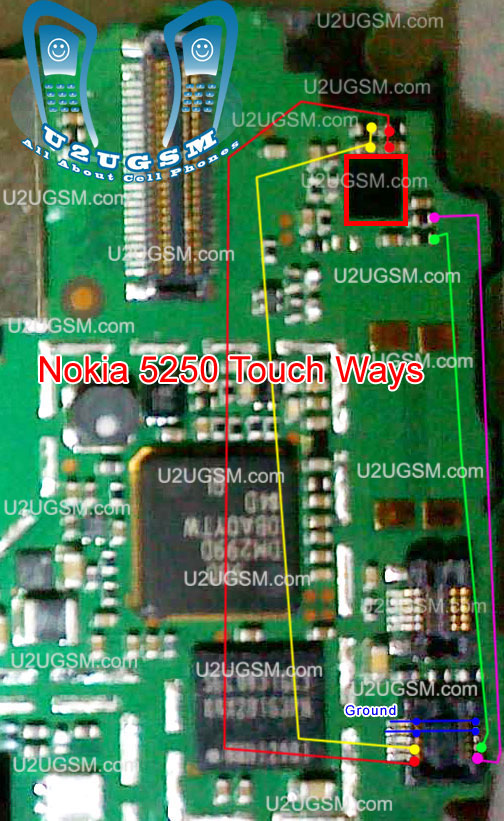 how to solve touch screen problem