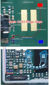 Nokia C2-03 Ringer Problem Solution Jumper Ways