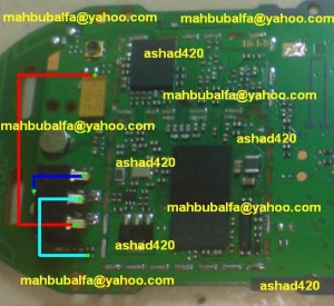 Nokia 103 Battery Terminal Points Damage Ways Problem Solution