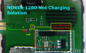 Nokia 103 Not charging problem ways jumper solution track