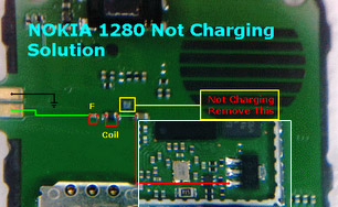 if you are facing not charging problem in nokia 103 then here is a