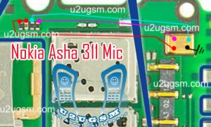 Nokia Asha 311 Mic Problem Jumpers Ways Solution