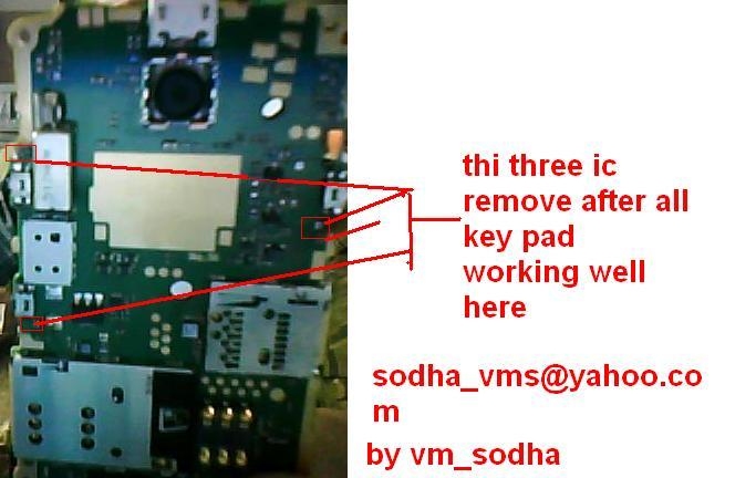 Nokia X2-02 Keypad is Not Working or Hang Problem Solution