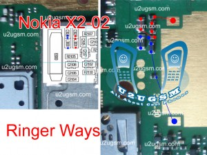 Nokia X2-02 Ringer Problem Solution Ways Jumpers