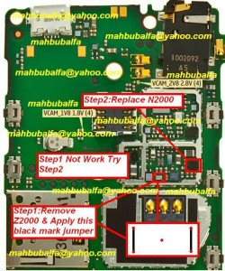 Nokia x2 hand free open problem jumpers solution