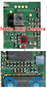 Nokia 2323 Classic Camera Problem Solution Jumpers Ways
