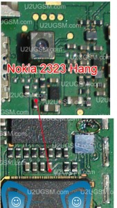 Nokia 2323 Classic Hang problem solution