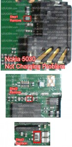 Nokia 5030 Not Charging Problem Solution 100 Tested