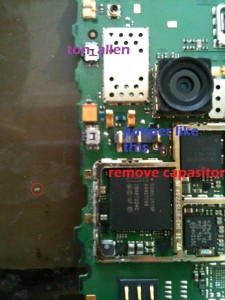 Nokia 6303 Classic Battery Low and White Screen Solution Tested
