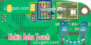 Nokia Asha 311 Touch is not working problem Solution Jumper Ways