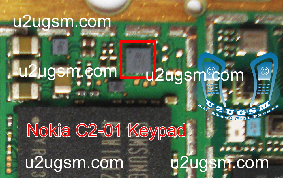 Nokia C2-01 Keypad is Not Working Problem Solution - Mobile