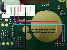 Nokia 101 lcd light problem repairing tested solution
