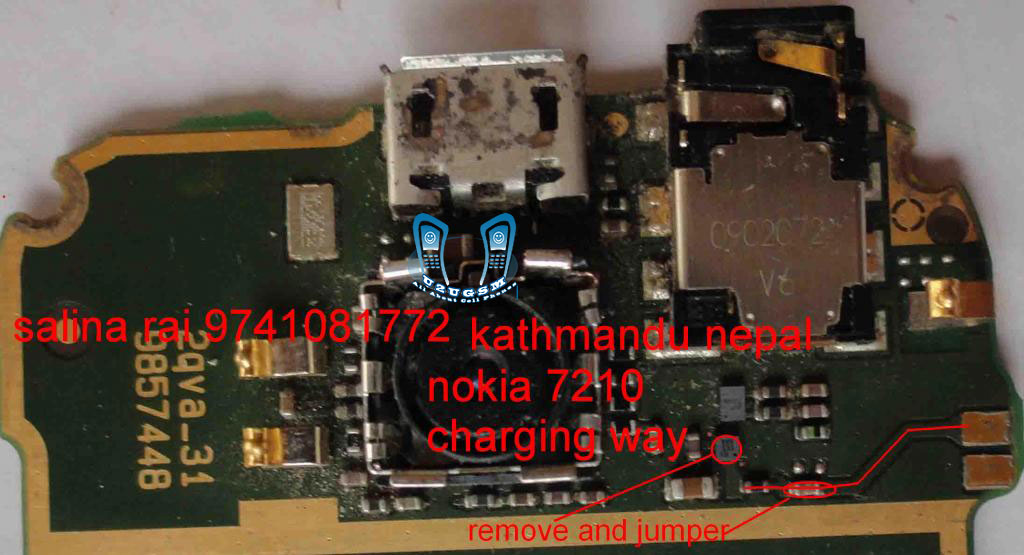 Nokia 2700c Auto Charging Problem Solution Gsmhosters
