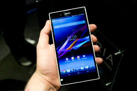 Download Sony Xperia Z Ultra User Guide Manual Free