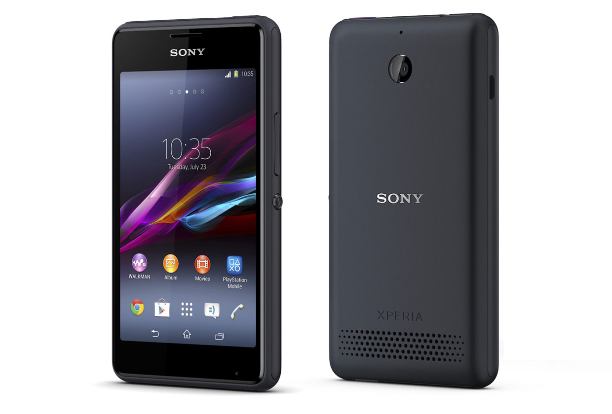 Download Sony Xperia E1 Dual User Guide Manual Free