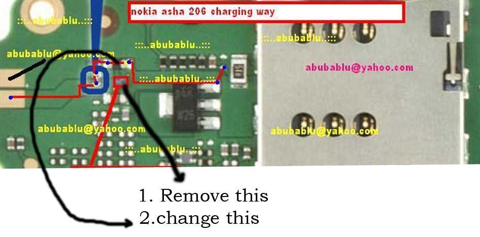 Nokia 206 Not Charging Problem Solution Ways