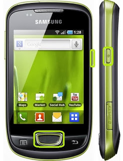 Samsung Galaxy mini GT-S5570 Restore Factory Hard Reset Remove Pattern Lock