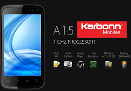 Karbonn A15 Restore Factory Hard Reset Remove Pattern Lock
