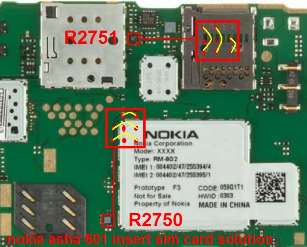 you can change sim ic also and may can apply jumpers after removing ic