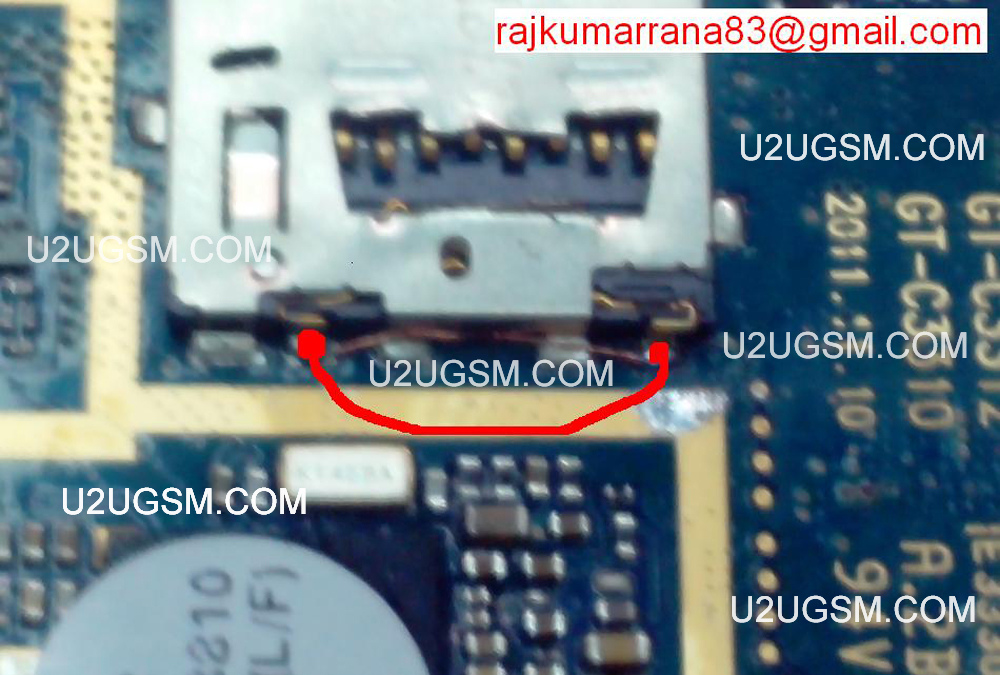 Samsung C3312 Duos Memory Card Not Working Problem Solution
