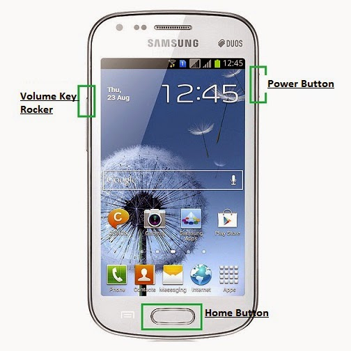 Samsung Glaxy Grand I9082 Duos Restore Factory Hard Reset
