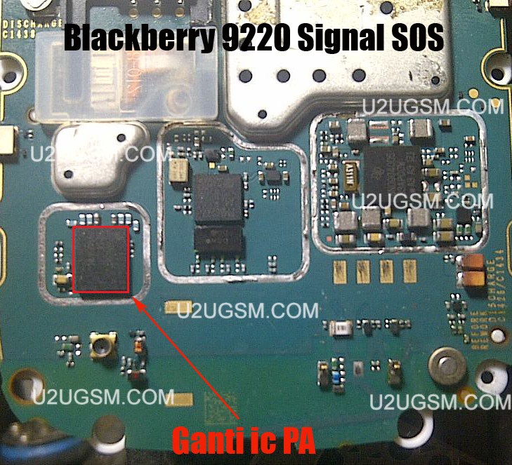 BlackBerry Curve 9220 Low Signal Not Working Solution