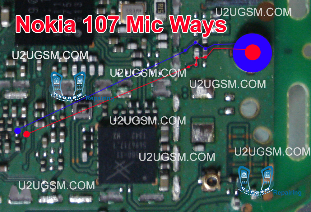 Nokia 107 Mic Solution Jumper Problem Ways Microphone