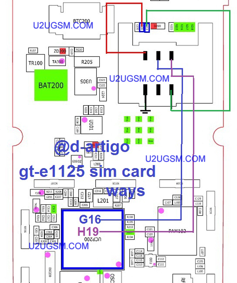 Samsung E1125 Insert Sim Ic Solution Jumper Problem Ways