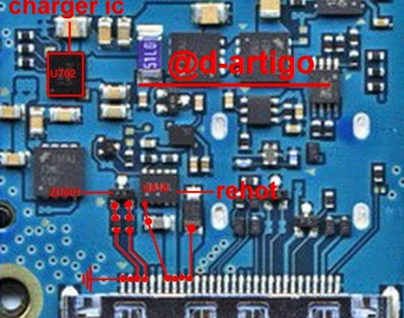 samsung p1000 charging ways solution