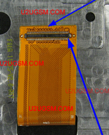 Nokia Lumia 900 Touch panel and driver IC troubleshooting 2