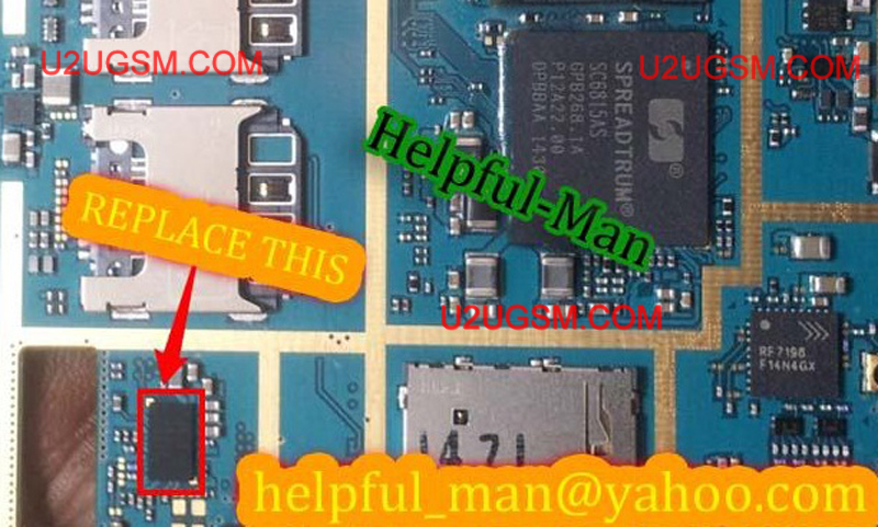Samsung Young 2 SM G130H WiFi Not Working Problem Solution