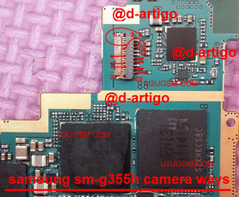 Samsung Galaxy Core II Camera Not Working Problem Solution