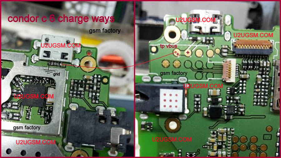 Condor C6 Charging Solution Jumper Problem Ways Charging Not Supported