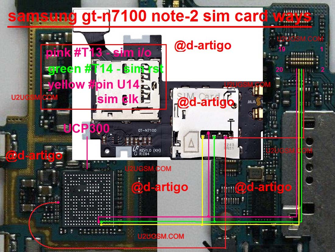 Samsung young 2 sm g130h power on off key jumper track ways - Samsung Galaxy Note Ii N7100 Insert Sim Ic Solution Jumper Problem Ways