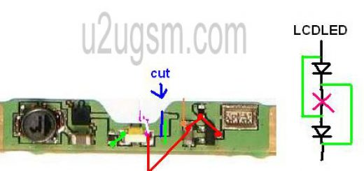 Lg G3 D855 Lcd Display Solution With Jumper