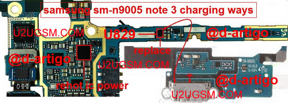 Samsung Galaxy Note 3 Charging Solution Jumper Problem
