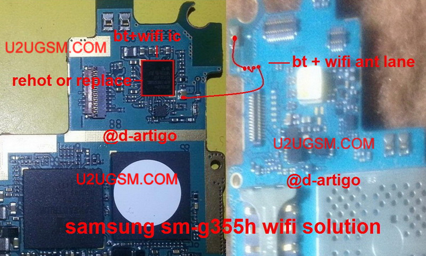 Samsung Galaxy Core II WiFi is Not Working Problem Solution