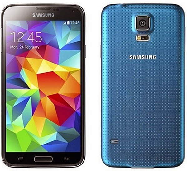 Samsung Galaxy S5 G900A Restore Factory Hard Reset Remove Pattern Lock